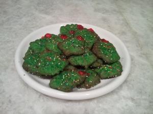 press cookies