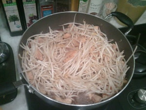 bean sprouts - Pad Thai
