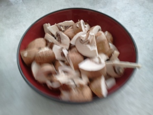 Mushrooms - Tom Kha Gai