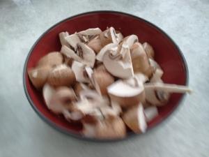 Mushrooms - Tom Kha Gai