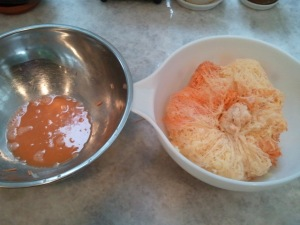 Cheesecloth - Sweet Potato Pancakes