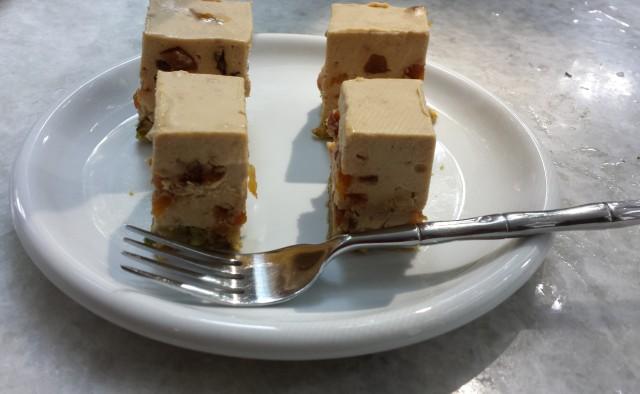 No Bake Cheesecake Squares