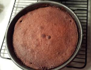 Baked - Pear Upside Down Cake