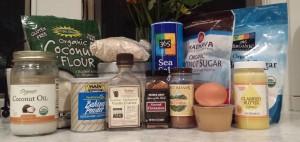 Ingredients - Apple Cinnamon Donut Holes