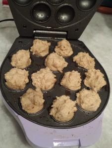 Ready to go - Apple Cinnamon Donut Holes