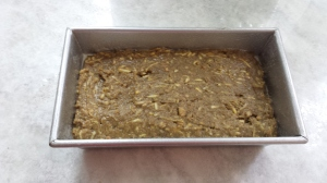 Loaf pan - Vegan Zucchini Bread