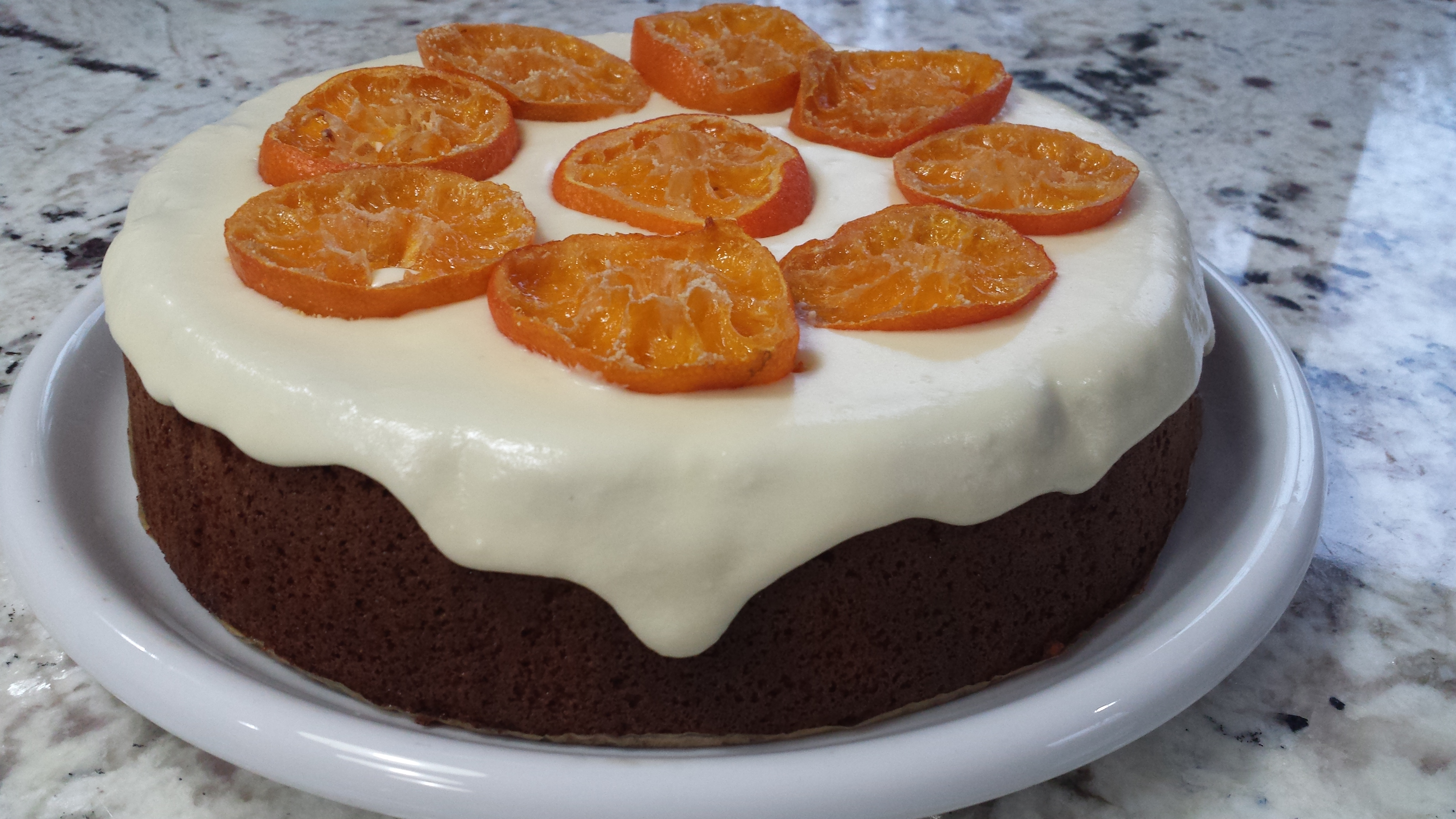 Can't Wait to Make it Again Clementine Cake | A Bit of Salt