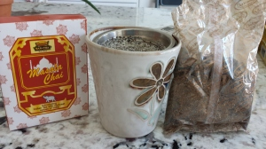 Marsala Chai - Dirty Chai Cupcakes