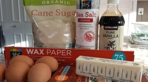 Ingredients - Chocolate Flourless Cake