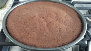 Baked - Chocolate Flourless Cake