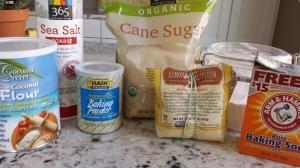 Dry Ingredients - Boozy Tres Leches