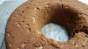 Cooling Cake - Fall Harvest Bundt Cake