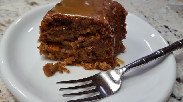 Fall Harvest Bundt Cake